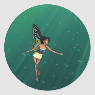 Twinkletoes Fairy Stickers