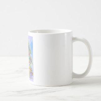 Twinkly Christmas Tree Coffee Mug