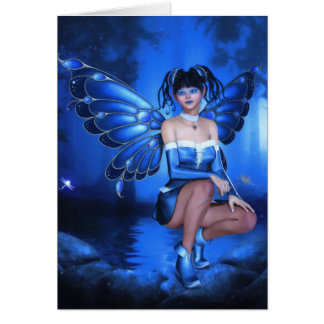 Twinkly Magic Nights Greeting/Note Card