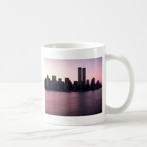 Twinn Towers Coffee Mug