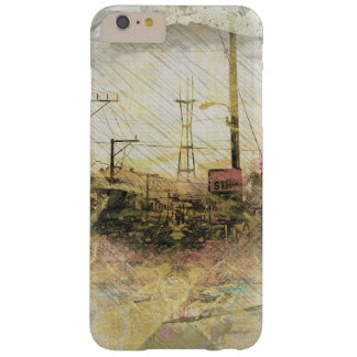 TwinPeaks SanFrancisco exploded Island Barely There iPhone 6 Plus Case