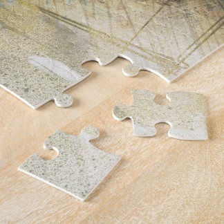 TwinPeaks SanFrancisco exploded Island Jigsaw Puzzle