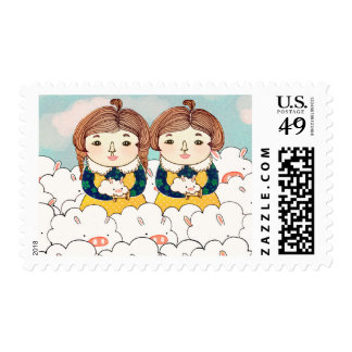 Twins 2013 postage stamps