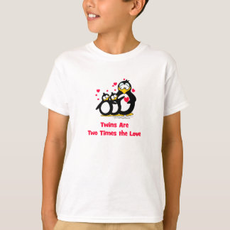 Twins are two times the Love T-Shirt
