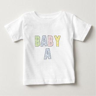Twins Baby A Pastels Infant T-shirt