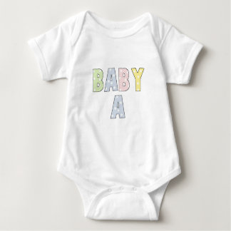 Twins Baby A Pastels T-shirt