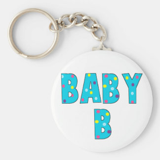 Twins Baby B Brights Keychain