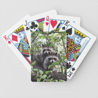 Twins Bicycle Playing Cards