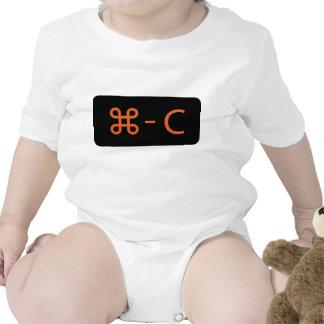 Twins Black/Orange Command - C 'Copy' Shirt