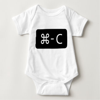 Twins Black/White Command - C 'Copy' Shirt