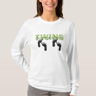 TWINS Coming Soon! T-Shirt