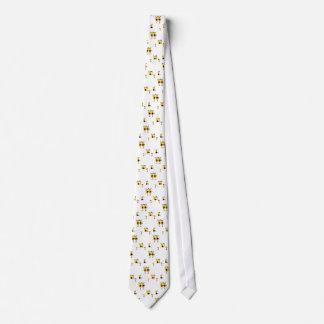 twins emoji neck tie