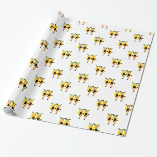 twins emoji wrapping paper