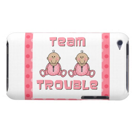 Twins Girls Barely There iPod Case