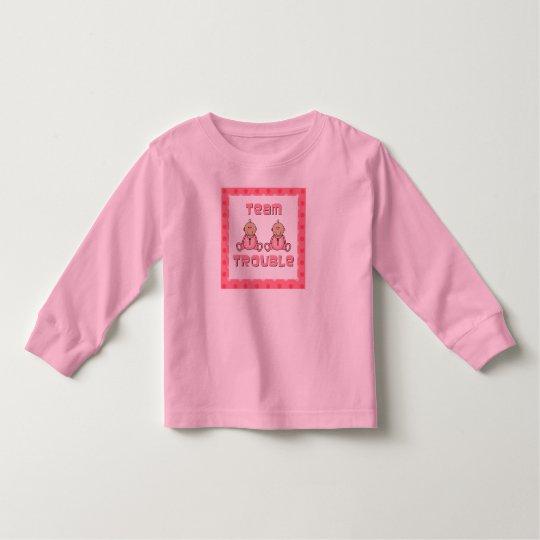 Twins Girls Toddler T-shirt
