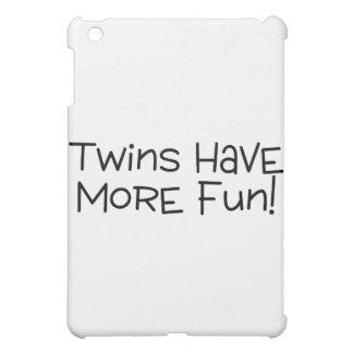 Twins Have More Fun iPad Mini Cases