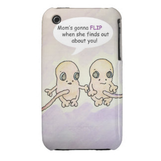 Twins iPhone 3G/3GS Case