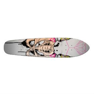 Twins longboard.... custom skateboard