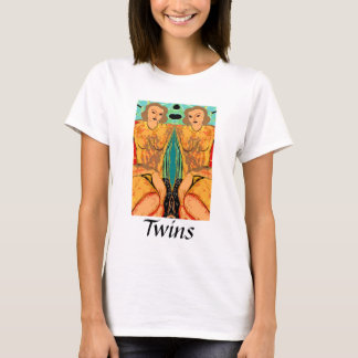 Twins Matisse Style, Twins T-Shirt