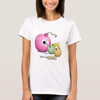 Twins Mom's the Bomb t-shirt