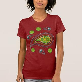 Twins - Paisley Style T Shirts