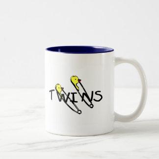 Twins Pins Mugs