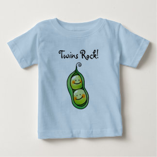 Twins rock baby T-Shirt