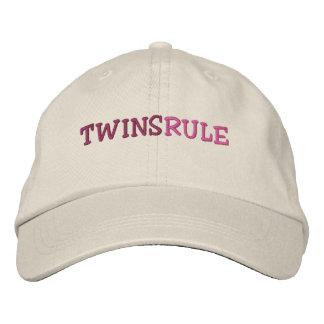 TWINS RULE CAP