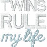 TWINS RULE my life Jacket