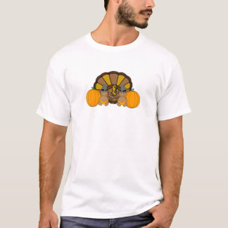 Twins Thanksgiving AA Graphic T-Shirt