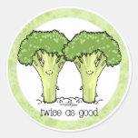 Twins - Twice as Good stickers