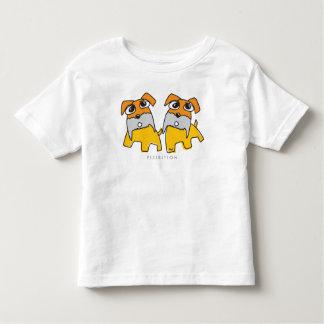 Twins Westie Toddler T-Shirt