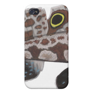 Twinspot Goby iPhone 4 Case