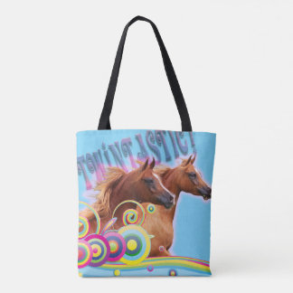 Twintastic! Full print tote bag