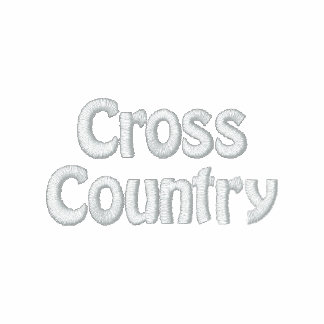 Twinty Foor 7ven - Cross Country Embroidered Hoodies