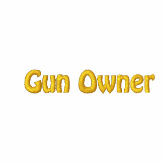 Twinty Foor 7ven - Gun Owner Embroidered Shirts