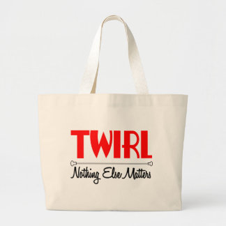 Twirl Canvas Bags