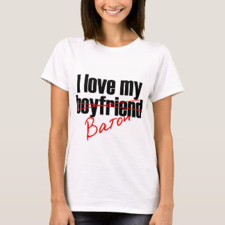 Twirl : I love my Baton T-Shirt