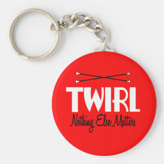 Twirl Key Chain