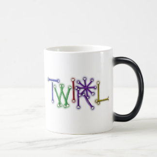 Twirl Magic Mug