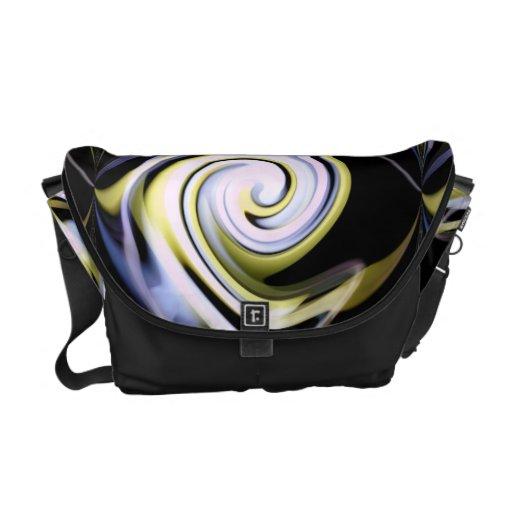 Twirl Messenger Bag