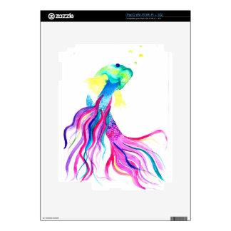 Twirl Decal For iPad 2