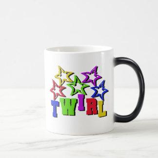 Twirl Stars Magic Mug