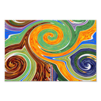 Twirl Tornado Waves Seasons Graphics GIFTS share Photo Print