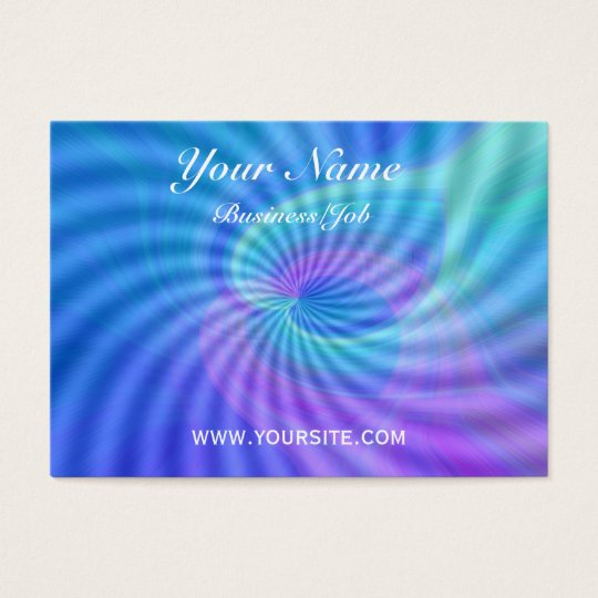 Twirled Hearts Business Card