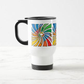 Twirled Recycle Mug