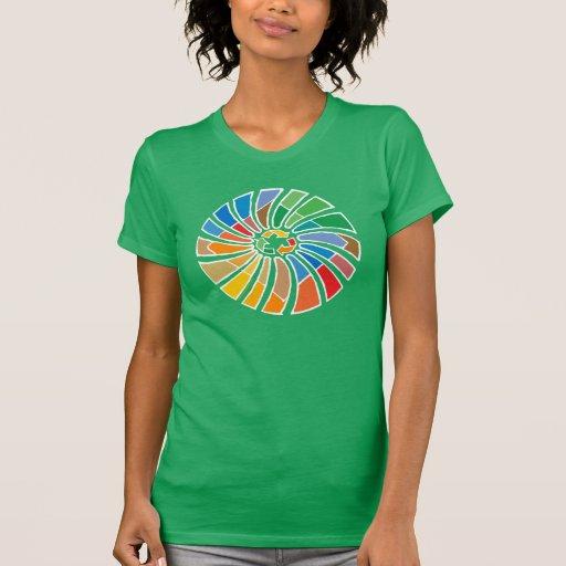 Twirled Recycle Shirts