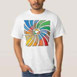 Twirled Recycle T-shirts