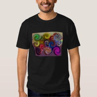 Twirled World T-shirt