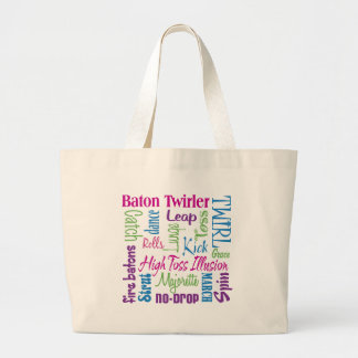 Twirler Collage Bags